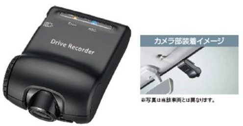 SUZUKI スズキ HUSTLER ハスラー スズキ純正 ドライブレコーダー 2015.7~次モデル