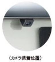 SUZUKI スズキ LANDY ランディ スズキ純正 バックビューモニターセット 2015.7~次モデル