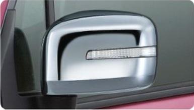 SUZUKI スズキ MR wagon MRワゴン スズキ純正 ドアミラーカバー(LEDサイドターンランプ付ドアミラー用) 2015.7~次モデル