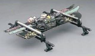 SUZUKI スズキ MR wagon MRワゴン スズキ純正 スキー&スノーボードアタッチメント タイプ2 2015.7~次モデル