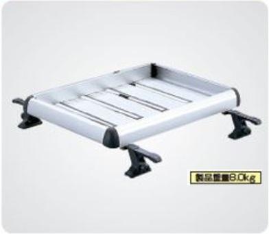 SUZUKI スズキ SX4 S-CROSS スズキ純正 ルーフラックアタッチメント(アルミ) 対応年式2015.7~次モデル