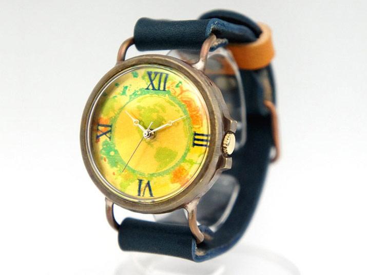 kiki Jam 手作り腕時計