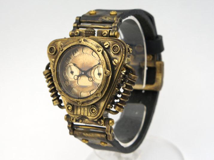 送料無料 Ks ENTOURAGE 手作り腕時計