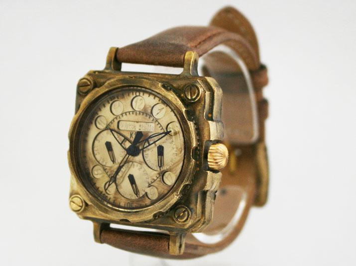 送料無料 Ks LAIDEEN 手作り腕時計