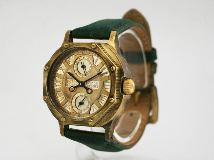 送料無料 Ks MIXLOAD 手作り腕時計