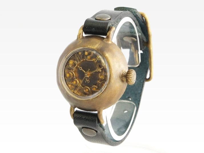 Ks QUIET 手作り腕時計