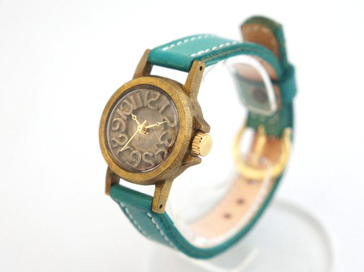 Ks RETORO SCANDAL Ladies 手作り腕時計
