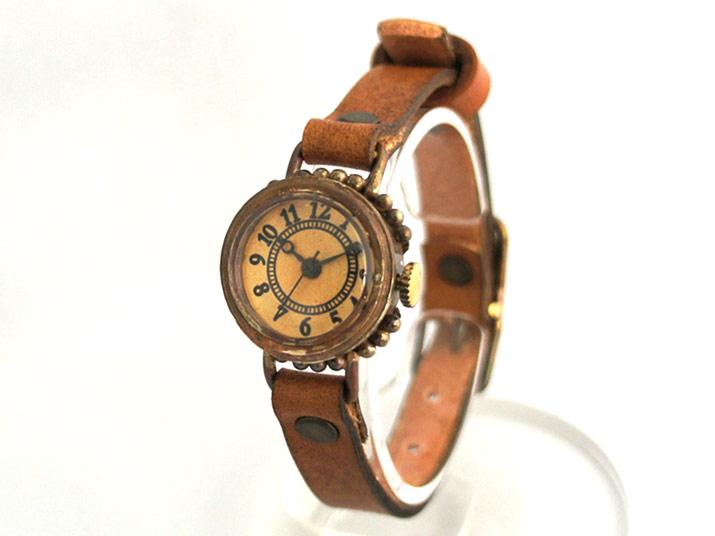 misa No.35 mini 手作り腕時計