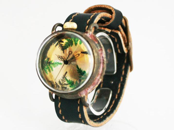 Y Bosco 手作り腕時計