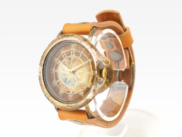 Y compasso M 手作り腕時計