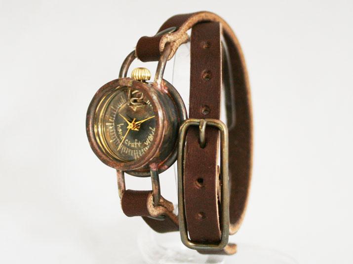 送料無料 Y Semplice II 手作り腕時計
