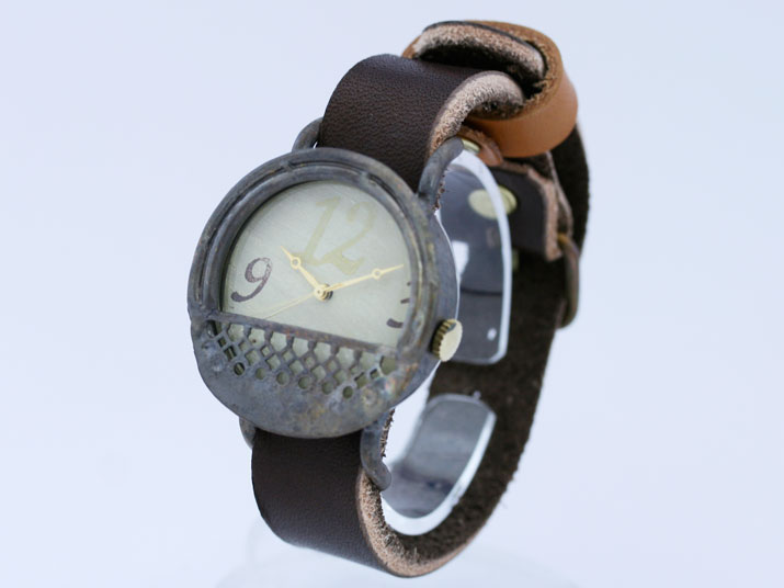 Y balcone (バルコーネ)手作り時計