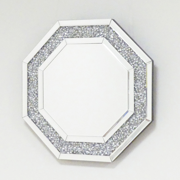 八角ミラー ダイヤ KU711