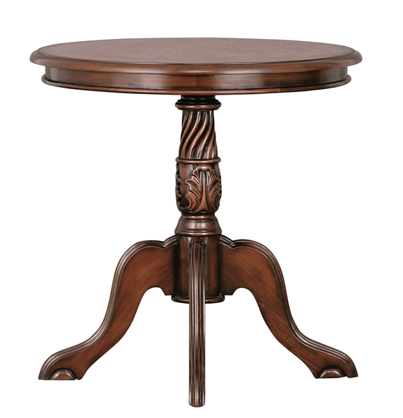 コモ テーブル おしゃれ ブラウン