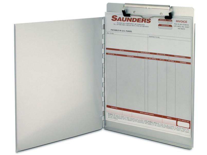 楽天市場 送料無料 サンダース クリップボード a4 アルミsaunders
