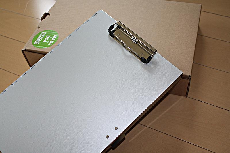 SAUNDERS 클립보드 A4 알루미늄 Tuff Writer 터프 라이터