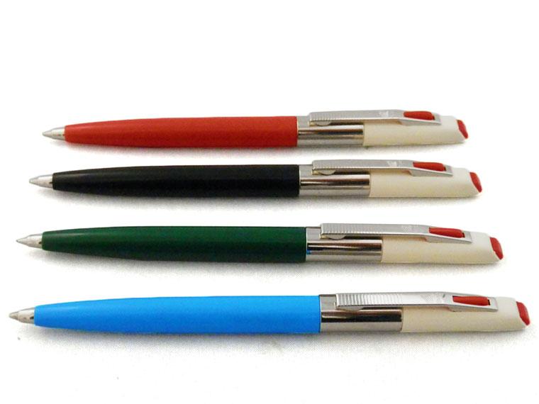 レトロでかわいいハンガリー製ボールペン ネコポス対応 ico イコ ボールペン レトロペン 受賞店 かわいい あす楽 復刻版 おしゃれ 迅速な対応で商品をお届け致します ハンガリー ノック式