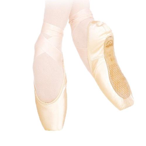 評価 消音効果が高く 足裏にフィットしやすい バレエ トゥシューズ 2007PROプロ 物品 グリシコ Grishko トウシューズ
