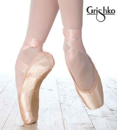 毎日がバーゲンセール 人気のグリシコ2007改良版 SALE開催中 より踊りやすくなりました バレエ用品 トウシューズ Grishko グリシコ NOVAノヴァ
