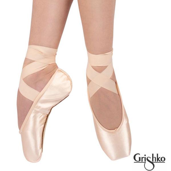 グリシコ2007の改良版が登場 バレエ トゥシューズ 高い素材 Grishko グリシコ 3007 トウシューズ OUTLET SALE