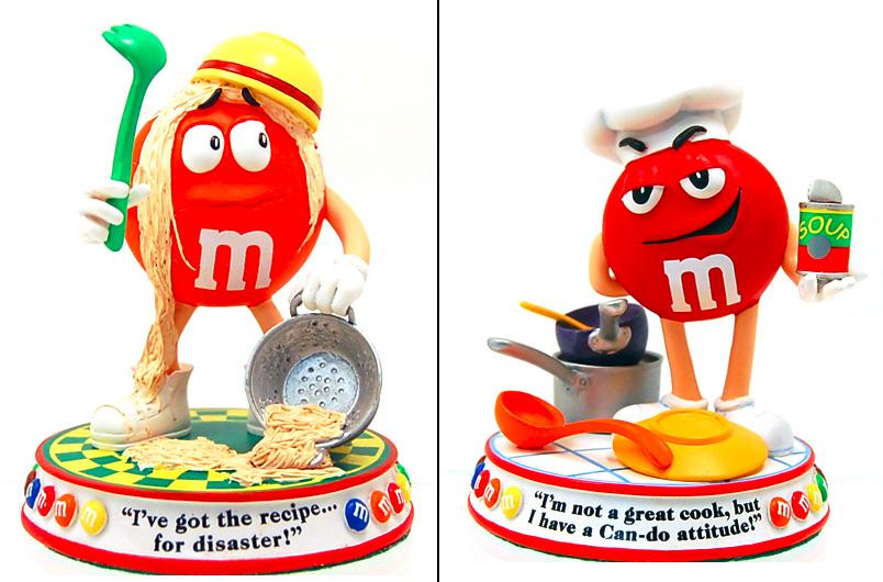 M&M's ダンバリーミント社