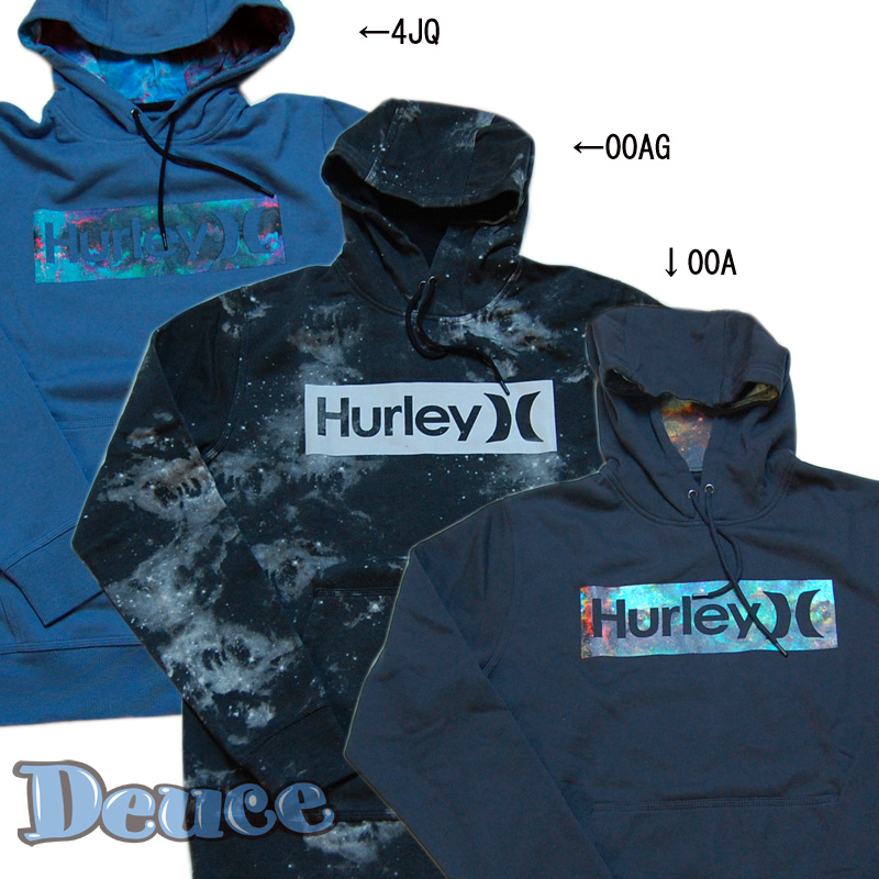 ★SALE★HURLEY ハーレー MENS メンズ SURF CLUB ONE&ONE NEBULA BOX PULLOVER プルオーバ― M