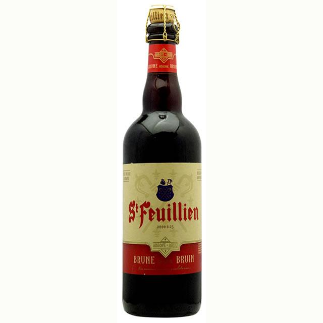 【送料無料】サン・フーヤン・ブリューン 750ml(ベルギービール 12本セット)【納期:3日~約2週間後に発送】