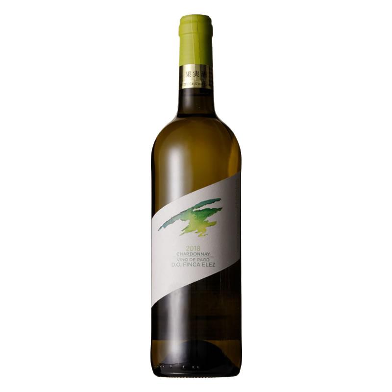白ワイン スペイン シャルドネ マンサネケ 迅速な対応で商品をお届け致します ホーヴェン エコロヒコ 納期:3日~約3週間後に発送 マヌエル 2018 別倉庫からの配送 フィンカ エレス