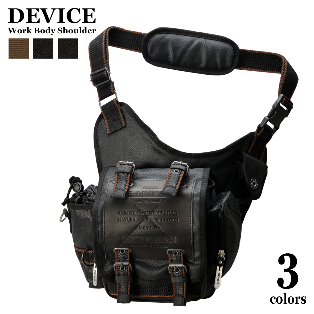 c0cddf5c0b0d New colors add Shoulder bag body bag shoulder bags body bag body back  diagonal bag shoulder bag military bag mens brand DEVICE device popular  casual also ...