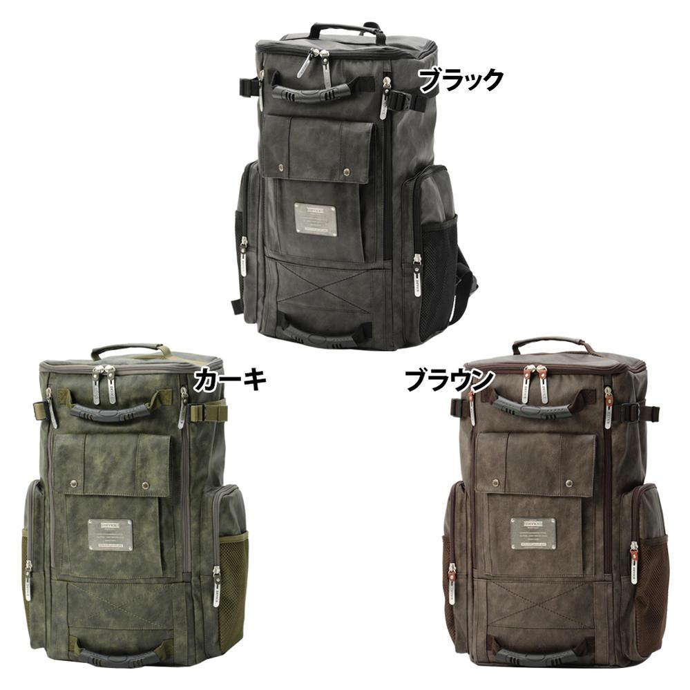 6238f705868a ... リュックリュックサック26リットル送料無料メンズミリタリーデバイスDEVICEレザーかばん鞄バッグバック ...