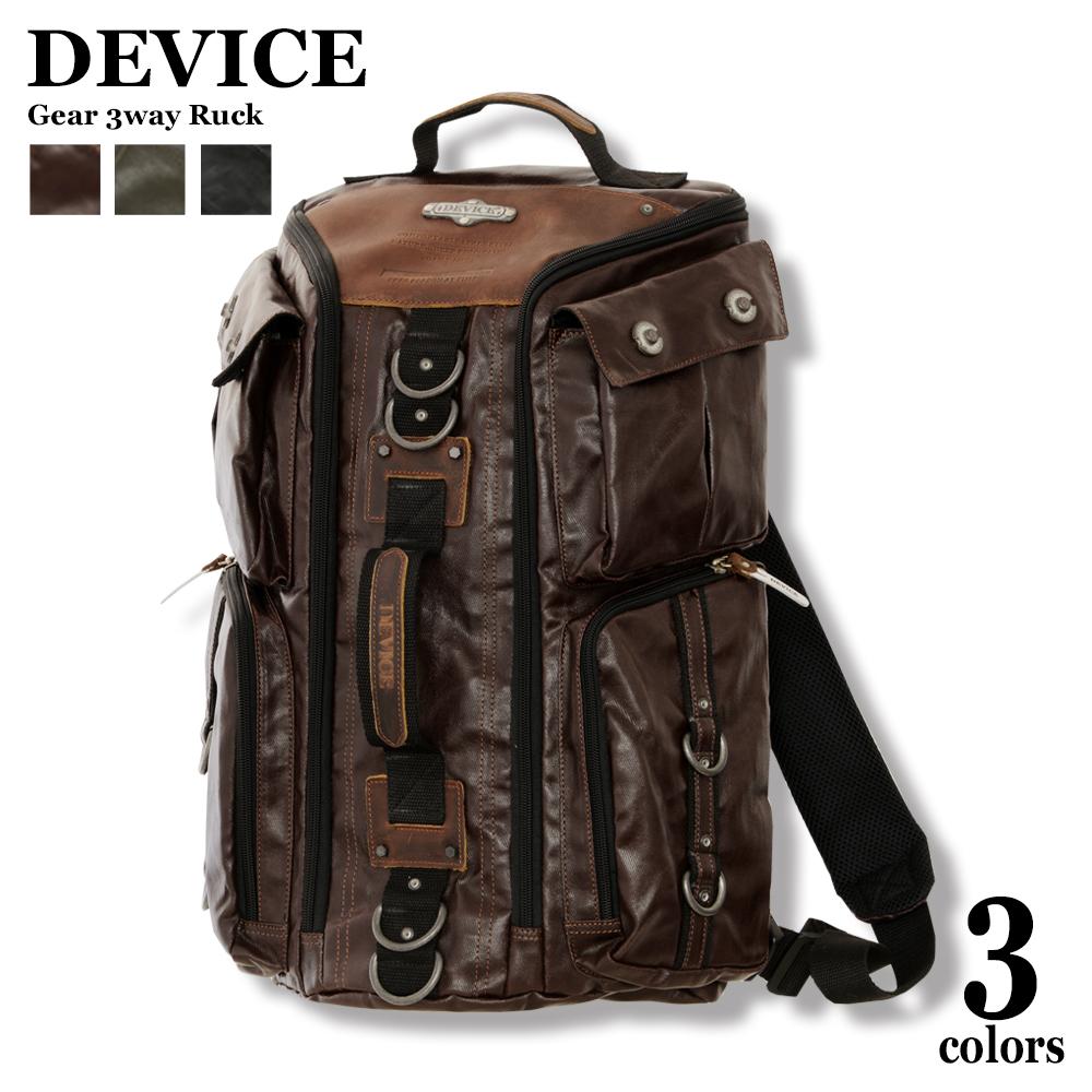 DEVICE デバイス リュック リュックサック メンズ リュック 大容量 リュック おしゃれ リュック DEVICE デバイス 532P17Sep16