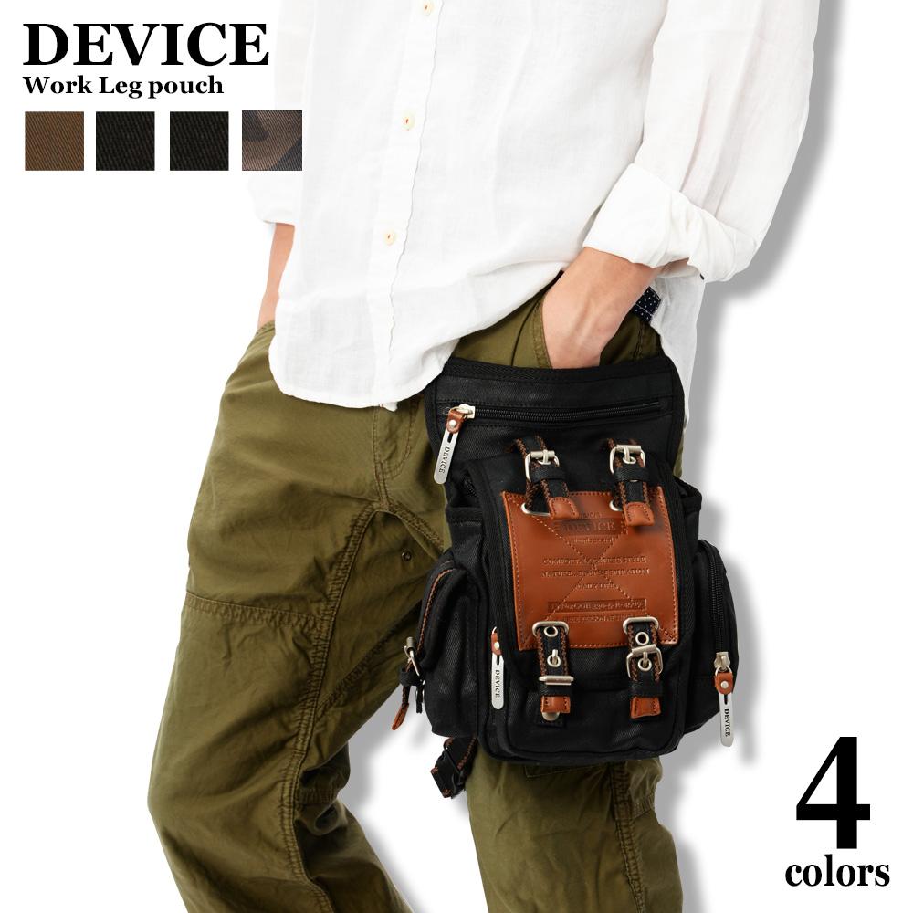 Device Leg Port Bag Waist Pouch Shoulder
