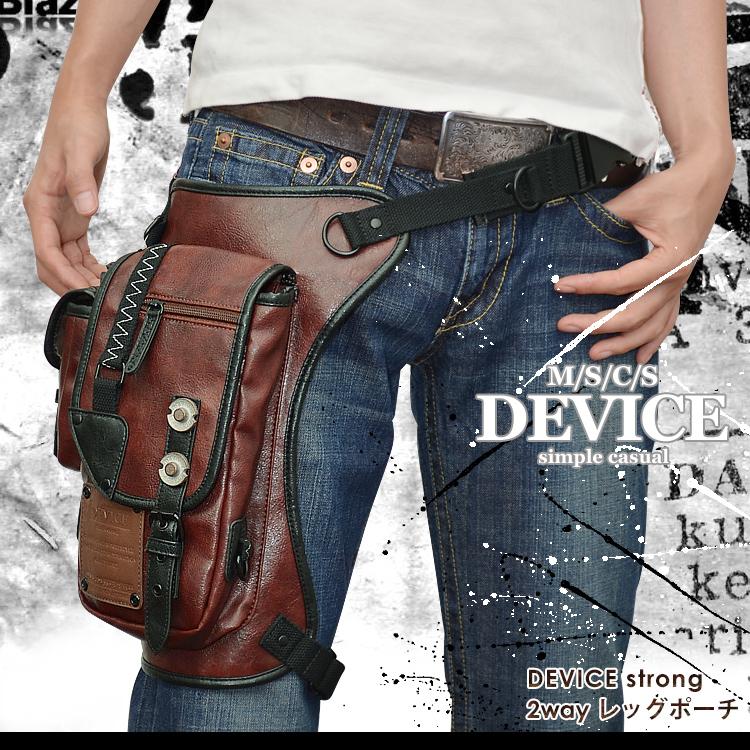 Device Leg Port Bag Waist Pouch Mens 532p17sep16
