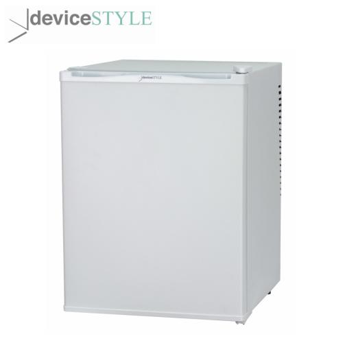デバイスタイル deviceSTYLEペルチェ式電子冷蔵庫容量32LRA-P32-W1ドア冷蔵庫右開きコンパクトホワイト【送料無料】