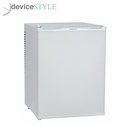 デバイスタイル deviceSTYLEペルチェ式電子冷蔵庫容量32LRA-P32L-W1ドア冷蔵庫左開きコンパクトホワイト【送料無料】