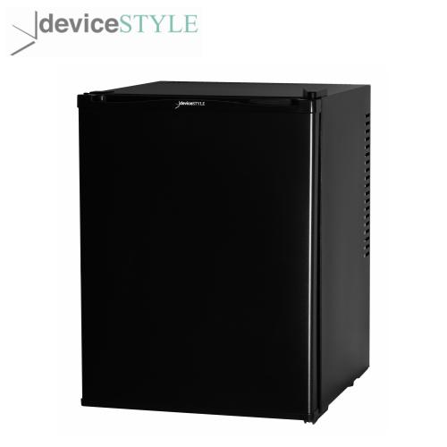 デバイスタイル deviceSTYLEペルチェ式電子冷蔵庫容量32LRA-P32-K1ドア冷蔵庫右開きコンパクトブラック【送料無料】