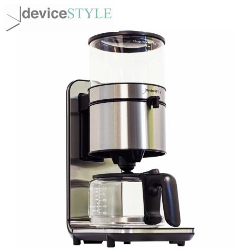 デバイスタイル deviceSTYLEブルーノパッソ BrunopassoコーヒーメーカーPCA-10X【送料無料】