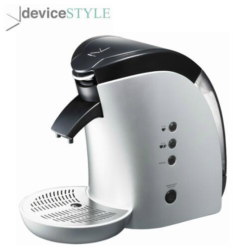 デバイスタイル deviceSTYLEブルーノパッソ Brunopasso60mm レギュラーコーヒー用カフェポッド・コーヒー粉対応コーヒーマシンP-60-S【送料無料】
