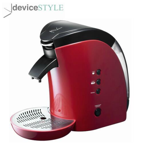 デバイスタイル deviceSTYLEブルーノパッソ Brunopasso60mm レギュラーコーヒー用カフェポッド・コーヒー粉対応コーヒーマシンP-60-R【送料無料】