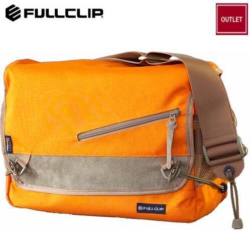 【アウトレット】フルクリップ FULLCLIPショルダー型カメラバックWFSD-007オレンジ【送料無料】