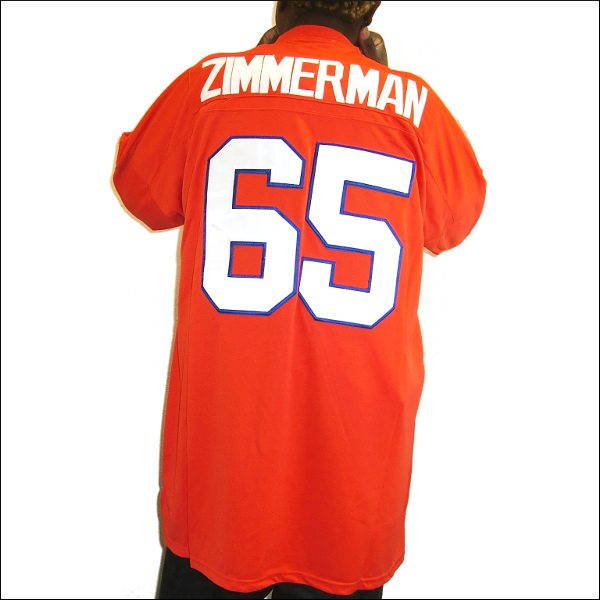 on sale e0e92 f2c6b DENVER BRONCOS (Denver Broncos) replica football shirt #65 big size men's  small size men's big size game shirt dance bureau clothes hiphop hip-hop