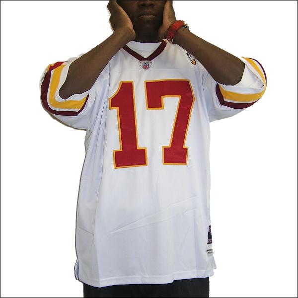 メンズ   Washington Redskins Joe Theismann Mitchell Ness NFL Replica Throwback  Jersey b1d2c6277