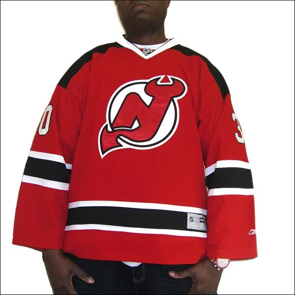 best sneakers 3e1a3 eb7e7 NEW JERSEY DEVILS replica ice hockey shirt #30 ice hockey game shirt big  size men's men's big T-shirt hip-hop bureau clothes jersey