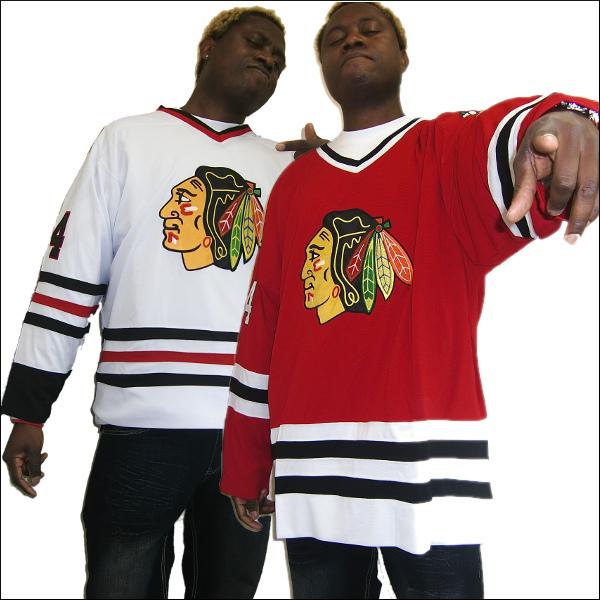 【全2色】CHICAGO BLACKHAWKS replica  アイスホッケーシャツ #24【MARTIN HAVLAT】アイスホッケー ゲームシャツ 大きいサイズメンズ メンズ大きいTシャツ ヒップホップ衣装 ダンス 衣装 ジャージ