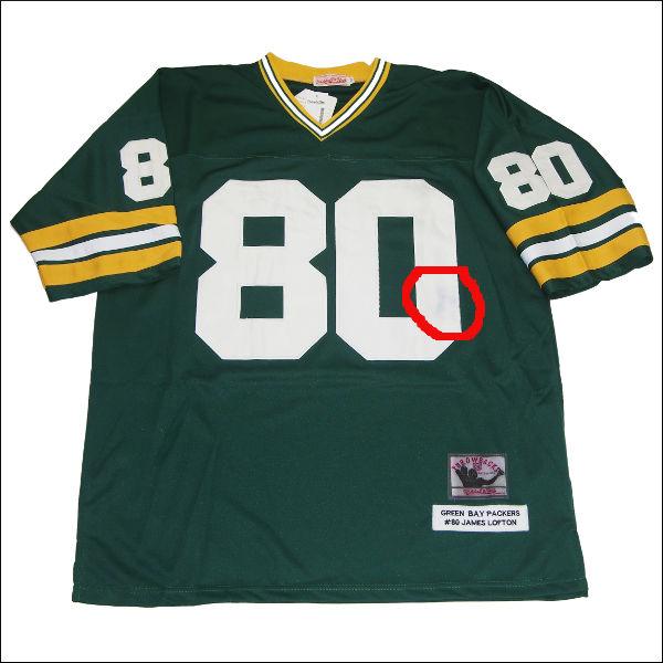 new arrival 2d8f8 a1b94 GREEN BAY PACKERS (Green Bay packers) replica football shirt #80 football  jersey game shirt big size men's men's big T-shirt hip-hop bureau clothes  ...