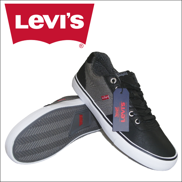 d157410258f3f devyne  The shoes Levis street fashion low-frequency cut that the ...