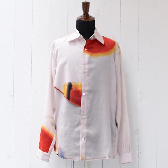 【Nobuyuki Matsui 】 ノブユキマツイ メノウプリントシャツ サイズ1