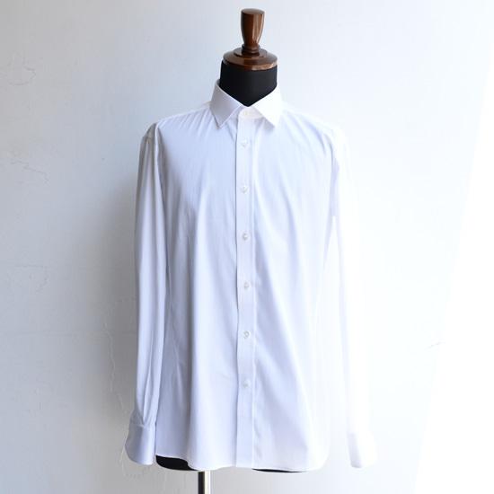 【wegenk】×【scylt】ウィジェンク×シルト ドレスシャツ ホワイト