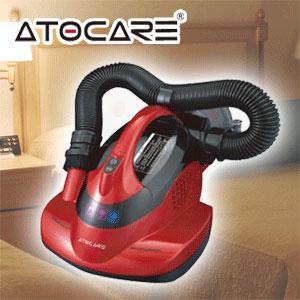 ■送料無料■UV除菌掃除機 ATOCARE アトケア ガーネットレッド EP760|◯
