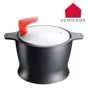 UCHICOOK ウチクック IHごはん釜 UCS20 2合炊き|◯